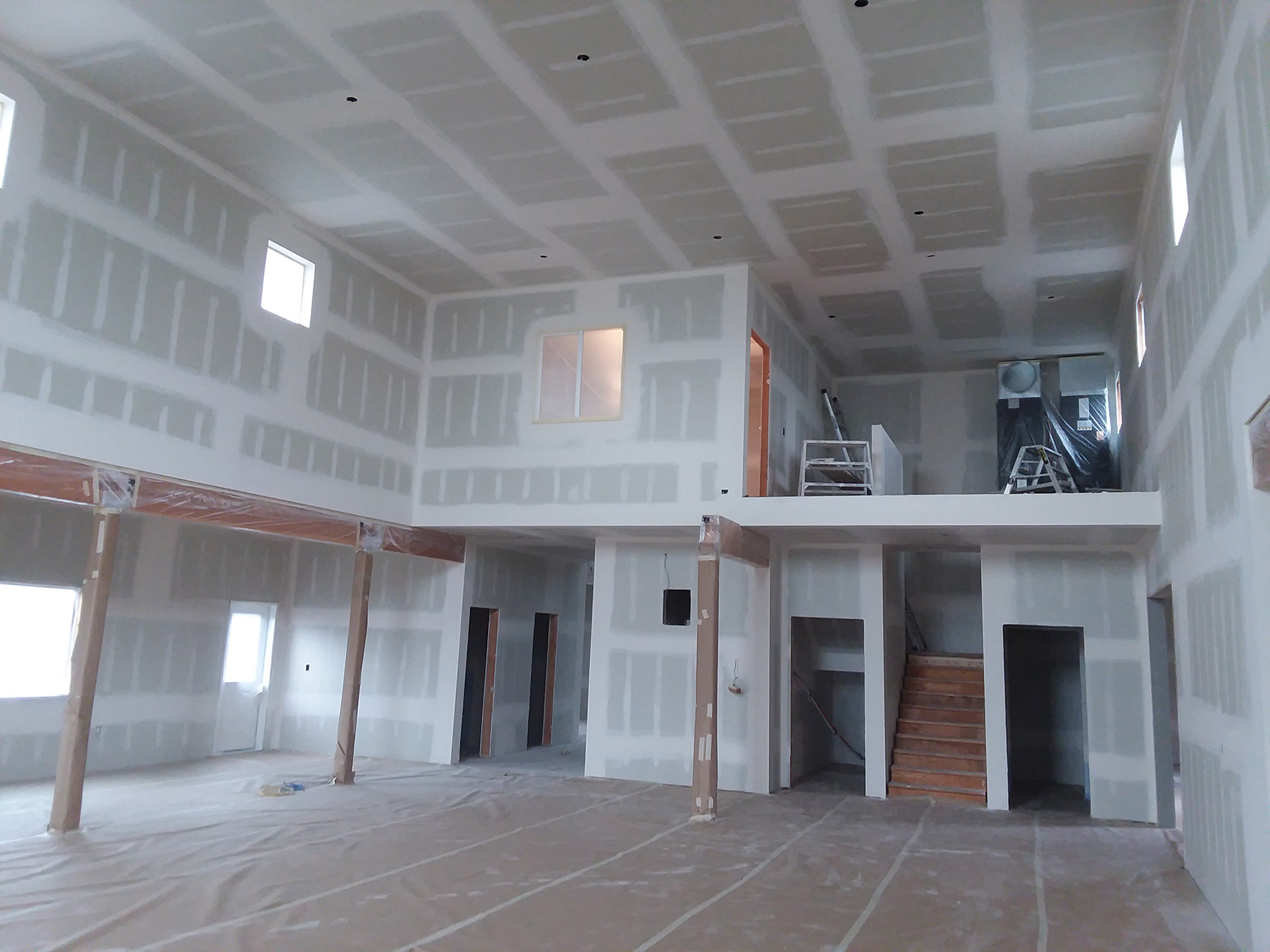 North End Interiors specializes in drywall patch-and-match construction services for vacation, coast, & mountain properties on Camano Island, Stanwood Area in Snohomish County, Washington
